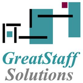 GreatStaff Solutions LLC Retina Logo