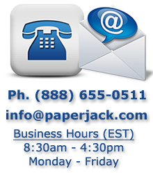 Paperjack.com Contact Us 888-655-0511