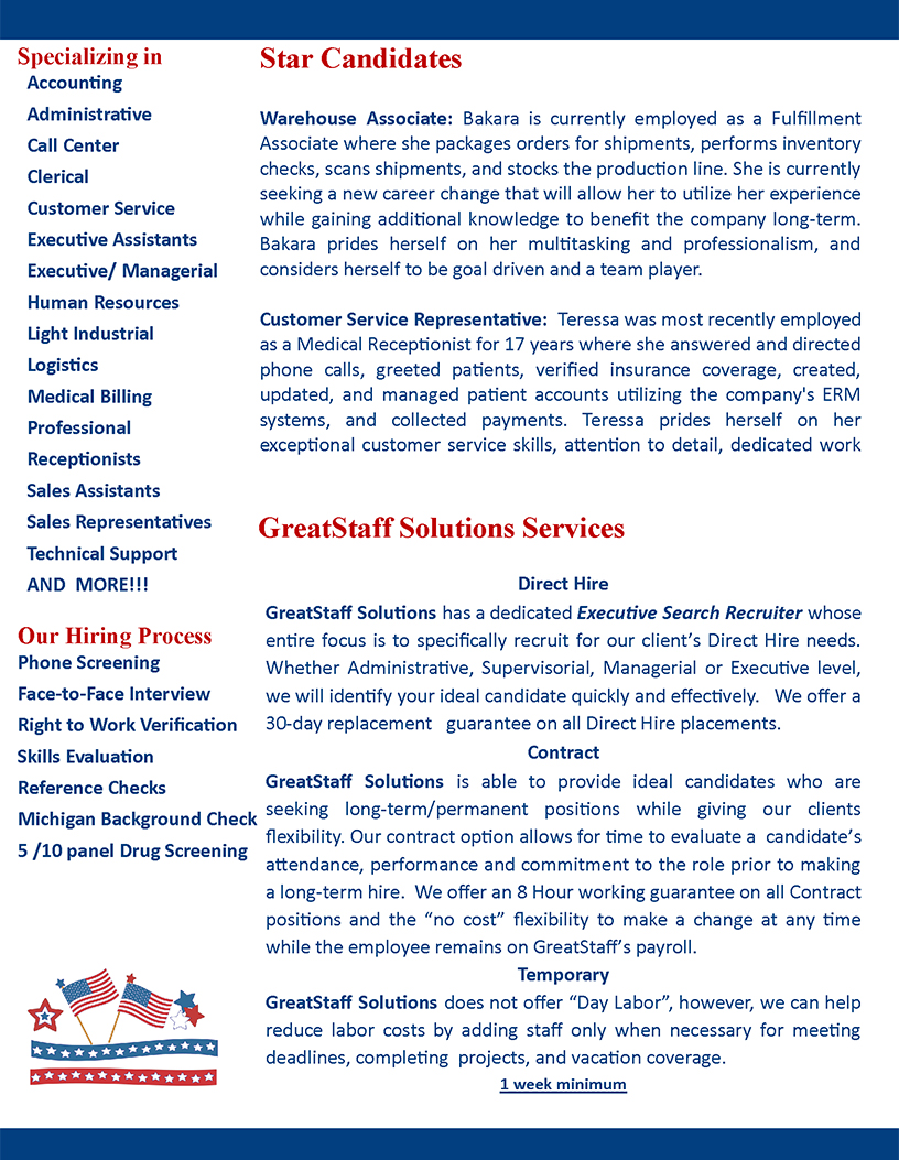 July Newsletter 2020, Page 2
